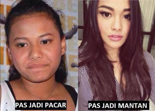 Foto: 15 Meme Mantan Jadi Cantik Bikin Cowok Nyesel Mutusin Ini Lucu Banget