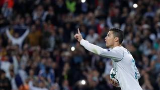 Patung Baru Ronaldo di Museum Real Madrid Menuai Pujian