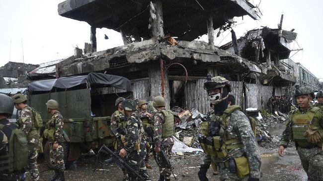 Militer Filipina Janji Bebaskan WNI Ditawan Abu Sayyaf