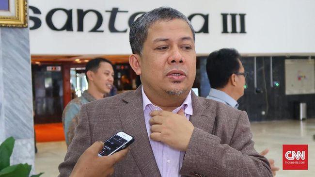 Fahri Hamzah Minta Pemerintah Ambil Alih Pembiayaan Politik
