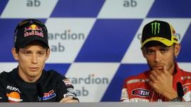 Tangan Kanan Rossi: Stoner Lebih Hebat daripada Marquez