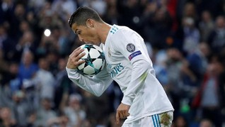 Ronaldo Tidak Takut Bertemu Paris Saint-Germain