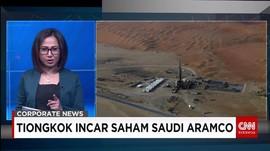 Tiongkok Siap Beli Saham Saudi Aramco