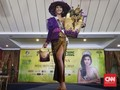 Kostum Nasional Mbok Jamu Siap Curi Hati Miss International