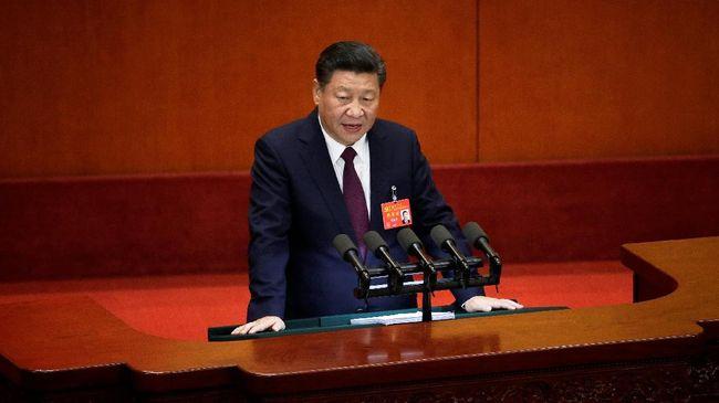 Xi Jinping Ancam Serang Taiwan Jika Ogah Bersatu dengan China