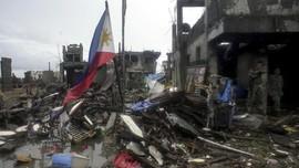 Sekolah Marawi Ajarkan Anak dan Orang Tua Identifikasi Ranjau