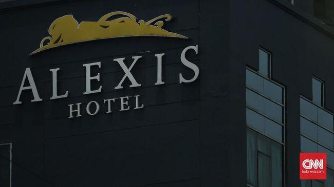 Hotel Alexis Dijaga Ketat, Petugas Keamanan Usir Wartawan