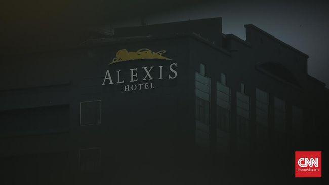 Hari Ini Batas Akhir Operasional Hotel Alexis