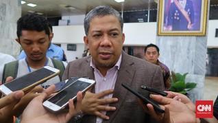 Fahri Hamzah Berharap Ngabalin Bisa Bantu Istana Paham Agama