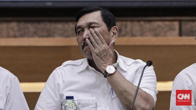 Elite Demokrat Tantang Luhut Debat Terbuka Soal Dwifungsi TNI