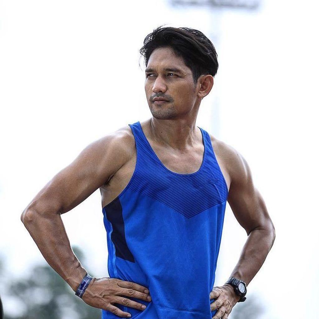 Mirip Sandiaga Uno, Deretan Selebriti Ini Kecanduan Lari