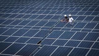 Kuartal I, Realisasi Investasi Energi Terbarukan US$294 Juta