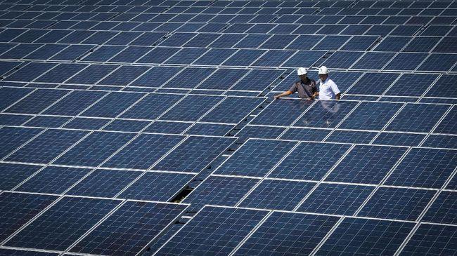 Harga Jual Listrik Rooftop Panel Surya Tak Kompetitif