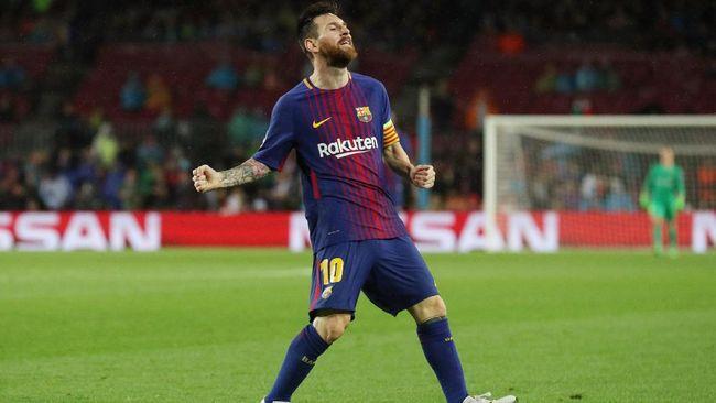Messi: Kepergian Neymar Buat Barca Lebih Solid