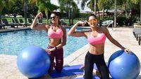 Orang bahagia akan meluangkan waktunya untuk berolahraga. Bagi yang merasa kurang bahagia dan belum mulai berolahraga, Anda bisa melakukan cara ini. Olahraga bisa meningkatkan jumlah zat kimia yang membuat Anda bahagia di dalam otak, juga membuat pencernaan lebih baik, menjaga jantung Anda sehat, membuat tidur nyenyak, dan Anda lebih bahagia. Foto: Instagram