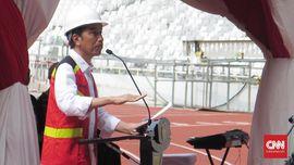 Di Bawah Bendera Investasi ala 3 Tahun Jokowi