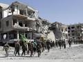 Kurdi Yakin Khilafah ISIS di Suriah Akan Hancur dalam Sebulan