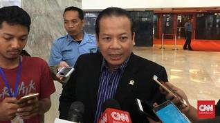 Tak Diteken Jokowi, UU MD3 Disebut Bak Sayur Tanpa Garam