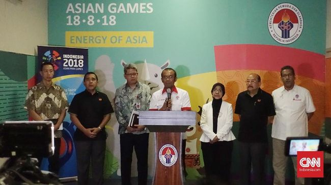 Kemenpora Terkendala Memaksimalkan Anggaran Asian Games