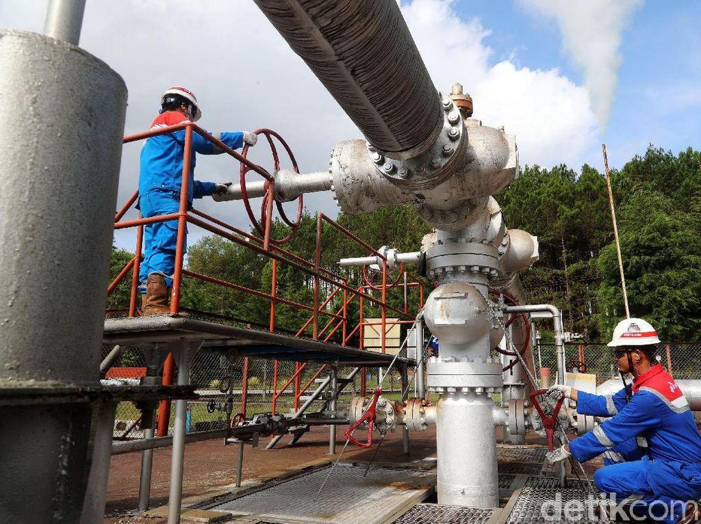 Pembangunan PLTP merupakan salah satu prestasi bagi PT Pertamina dan PT PGE yang mengembangkan energi alternatif dengan memanfaatkan panas bumi.