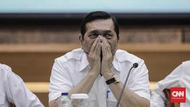 Jokowi Tunjuk Luhut Jadi 'Panglima' di Citarum