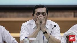 'Menteri Luhut Sempat Telat Bayar Pajak Mobil Mewah'