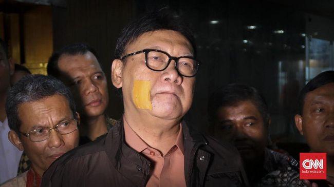 Tjahjo Mengaku Terpukul Banyak Kepala Daerah Kena OTT KPK