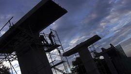 FOTO: Cerita Pelbagai Proyek Mega Jokowi