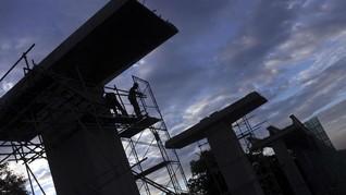 Menhub: LRT Akan Jadi Gaya Hidup Warga Indonesia
