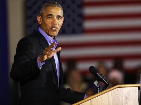 Pidato 100 Tahun Mandela, Obama Sindir Donald Trump
