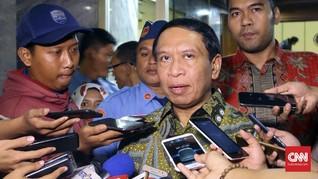 Zainudin Amali Tak Menduga Diminta Jokowi Jadi Menpora