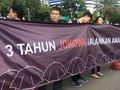 VIDEO: Harapan Massa Aksi Kamisan di 3 Tahun Jokowi-JK