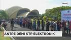 Rela Antre Demi KTP Elektronik