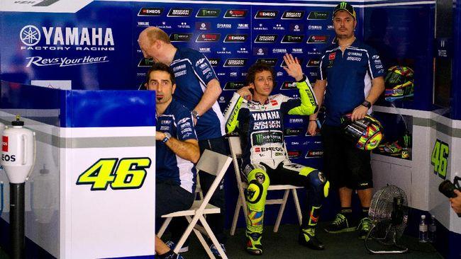 Briggs Soal Rasanya Jadi Kru Valentino Rossi: Luar Biasa