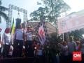 Acara Anies-Sandi di Puncak Tidak Berkoordinasi dengan Polri