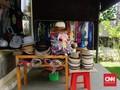 Omzet Pedagang di Nusa Dua Merosot Gara-gara Pertemuan IMF-WB