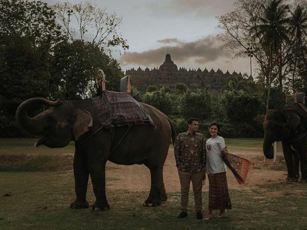 Ssst, Ini Bocoran Foto Prewedding Kahiyang Ayu dari Sang Fotografer