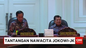 Komitmen Program Nawacita Jokowi-JK