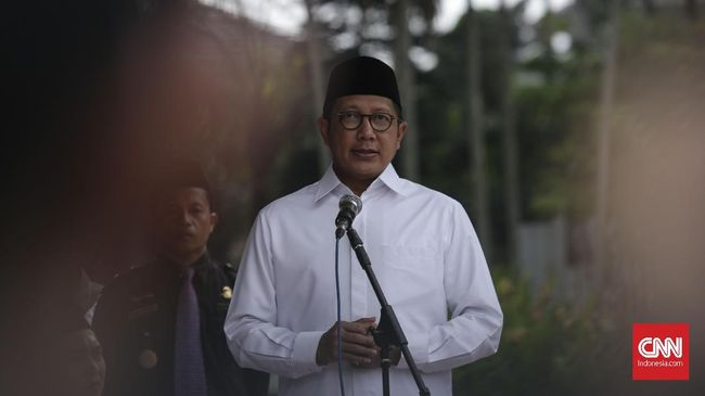 Menteri Agama Akui Istri Terduga Teroris Pegawai Kemenag