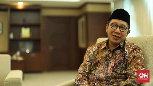 KPK Buka Peluang Kembali Periksa Menag Lukman Hakim