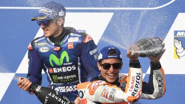 Marquez Juara di Phillip Island