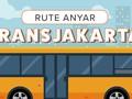 Rute Rekayasa Transjakarta 'Antimacet'