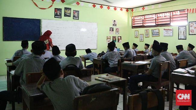 Pemerintah Ingin Bangun Pendidikan Vokasi di Pesantren