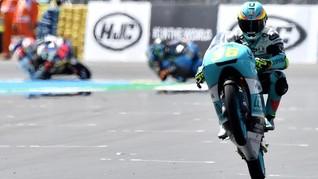 Joan Mir Resmi Gabung Suzuki di MotoGP 2019