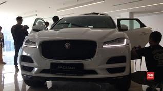 VIDEO: F-Pace, Jagoan Jaguar yang Irit Bahan Bakar