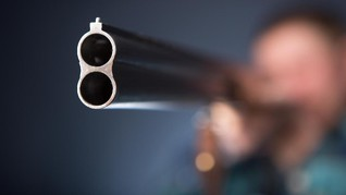 Polisi Tembak Mahasiswa Pembunuh Sopir Taksi Online