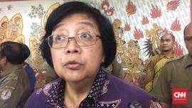 Siti Nurbaya Bantah Kualitas Udara Jakarta Buruk