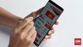 Samsung Galaxy Note 9 'Lahir' 9 Agustus
