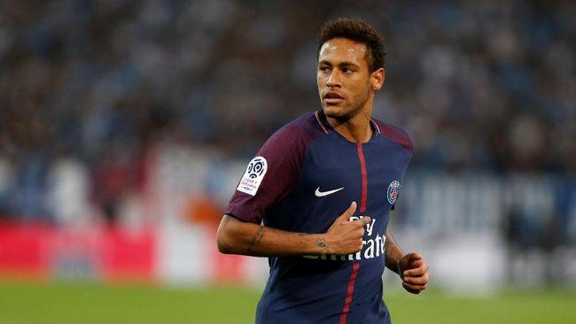 Neymar Gusar Ditanyai Soal Real Madrid