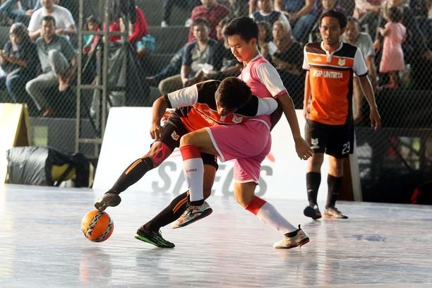 24 Tim Bertarung di Grand Final Super Soccer Futsal Battle 2017